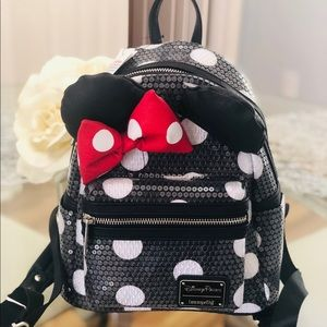 Loungefly Minie backpack